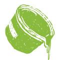 ökologische Druckfarbe