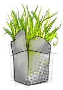 umweltgerechtes, nachhaltiges Produzieren
